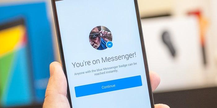 espionner compte facebook messenger