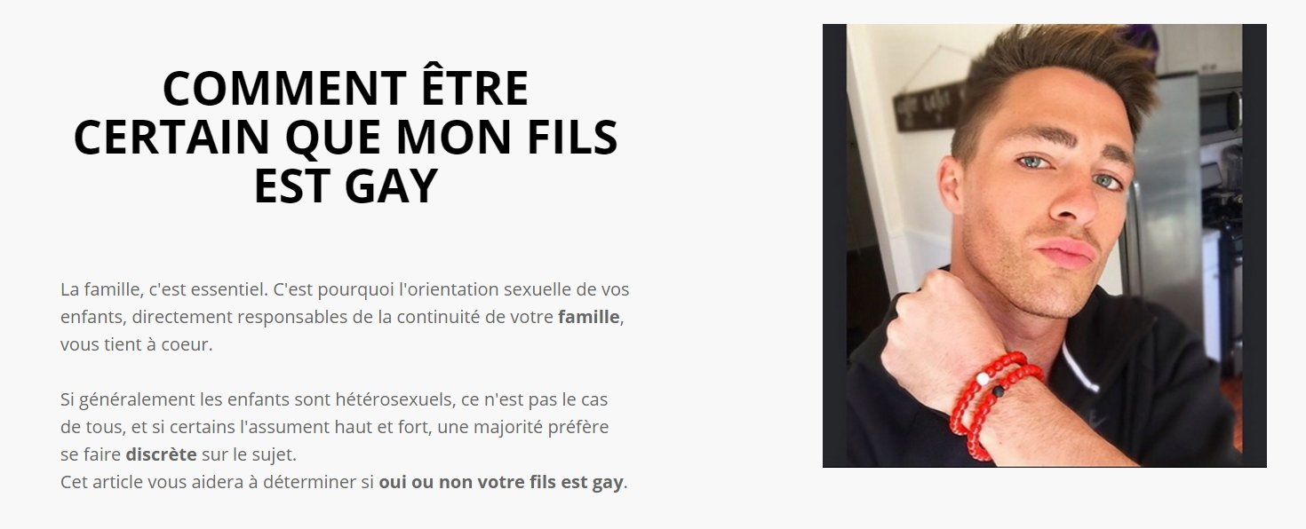 avis fireworld sur buzz gay