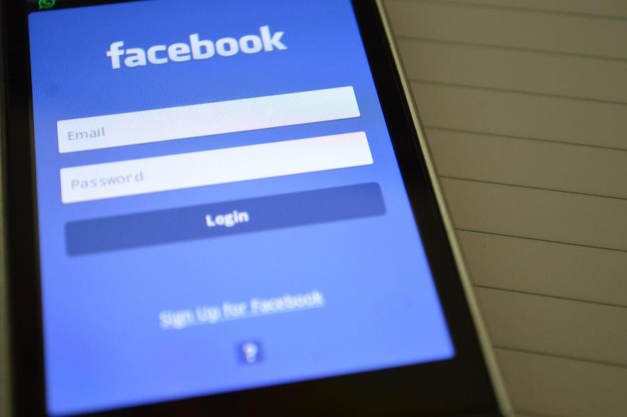 récuperer un mot de passe facebook