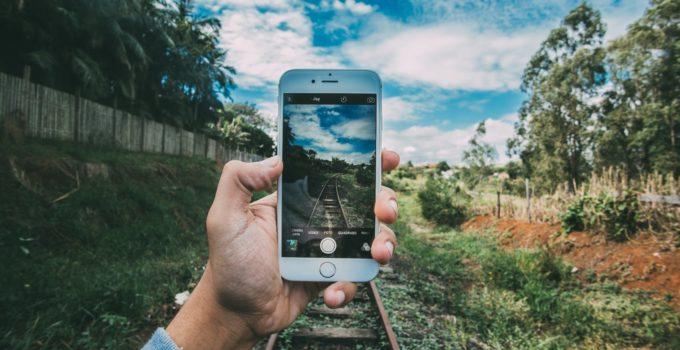 photo discrete sur téléphone
